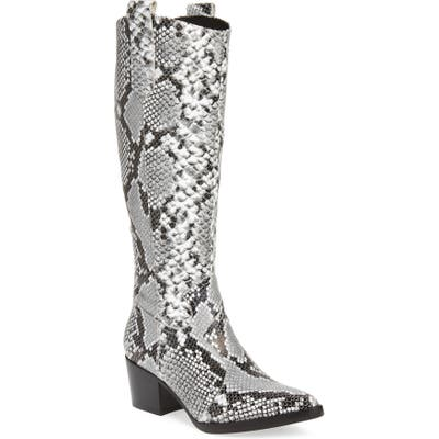 Alias Mae Stevie Western Boot, Grey