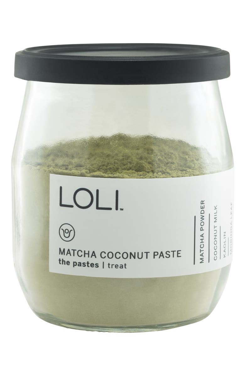 Matcha Coconut Paste by LOLI Beauty #2