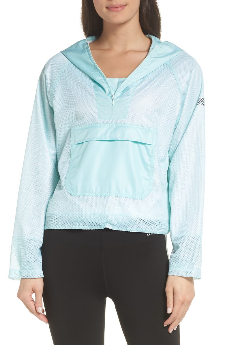 MONREAL LONDON Flyweight Hooded Pullover, Main, color, 300