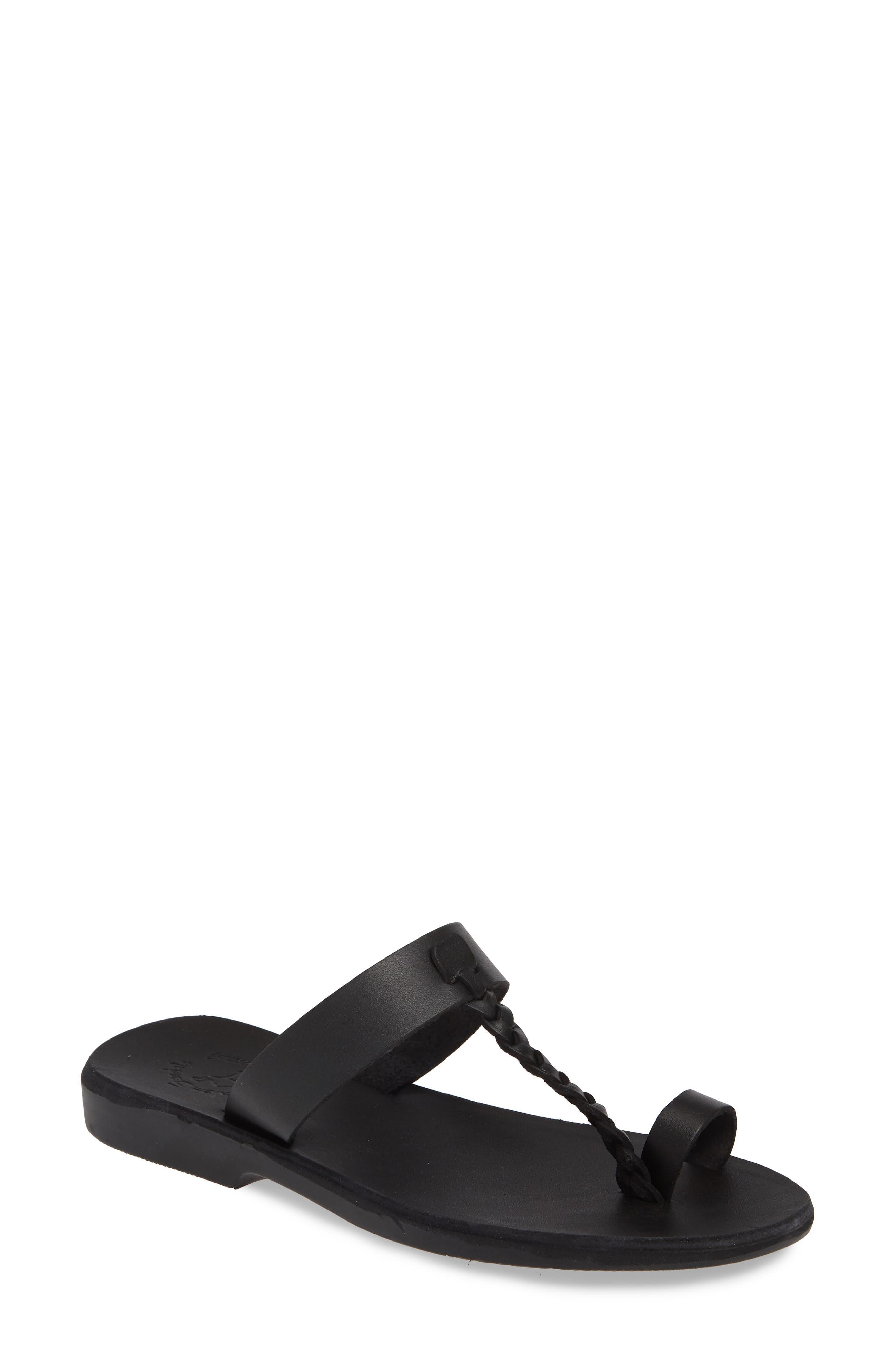 Ara Toe Loop Slide Sandal