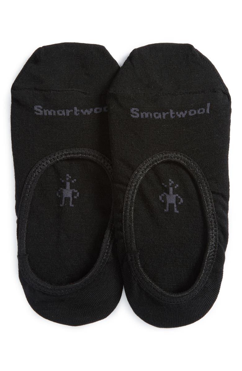 SMARTWOOL Hide & Seek 2-Pack No-Show Socks, Main, color, 001