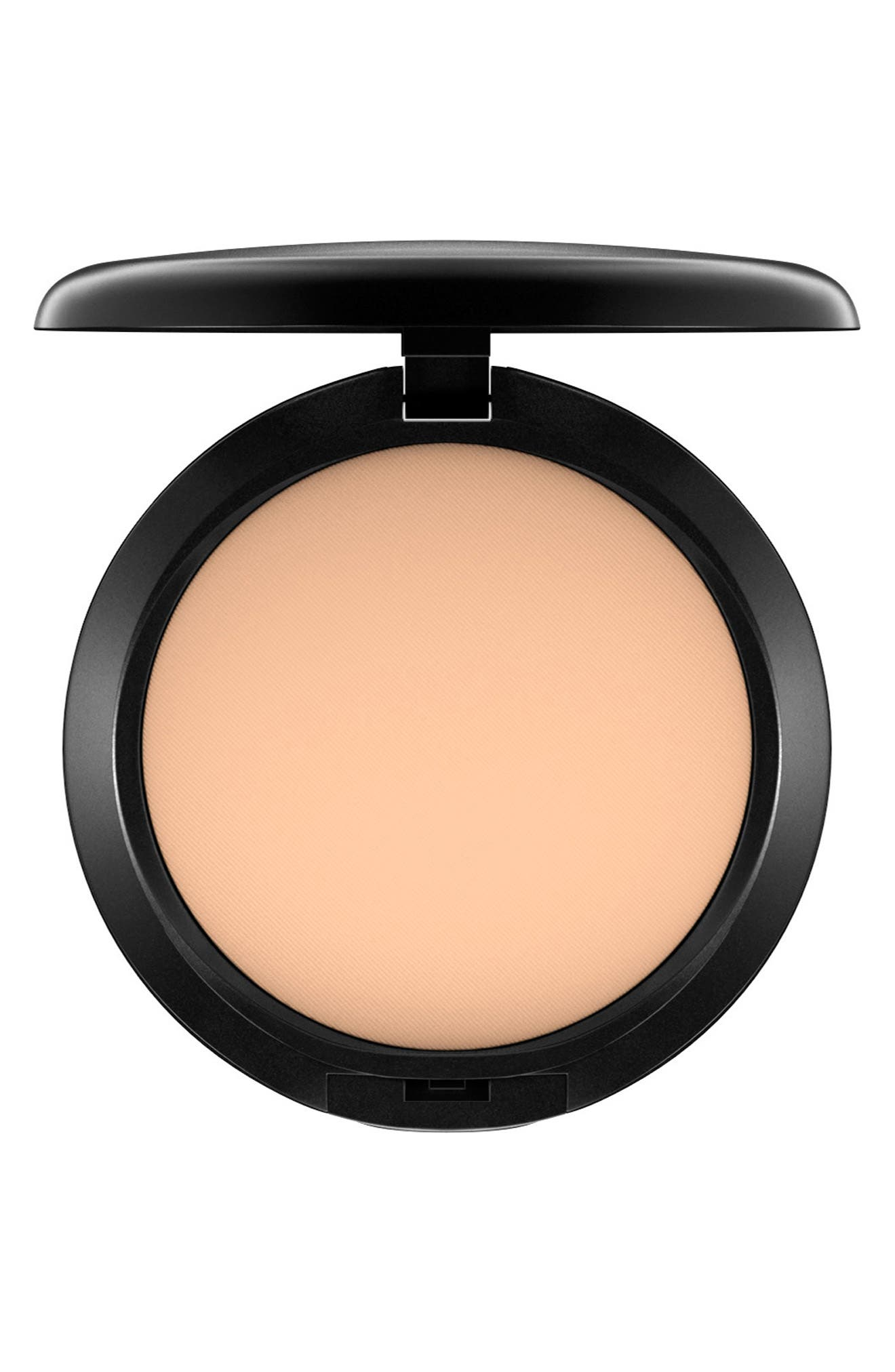What it is: A one-step powder foundation that gives skin a smooth, even, all-matte finish with shine control and medium-to-full buildable coverage. Who it\\\'s for: All skin types, though especially ideal for those with oily skin. What it does: This powder foundation features a velvety texture that allows your skin to breathe and delivers color that stays true for up to 24 hours. Formulated to immediately reduce the appearance of pores, this oil- and