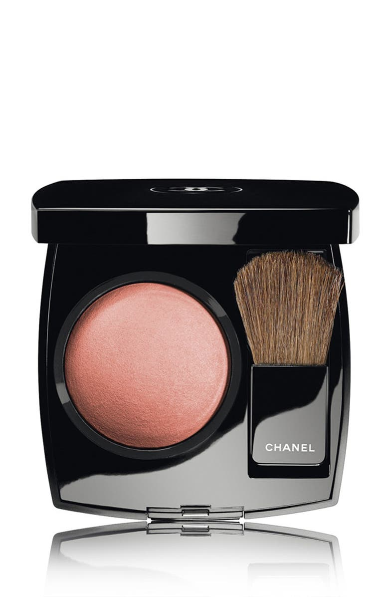 CHANEL JOUES CONTRASTE <br />Powder Blush, Main, color, 02 ROSE BRONZE