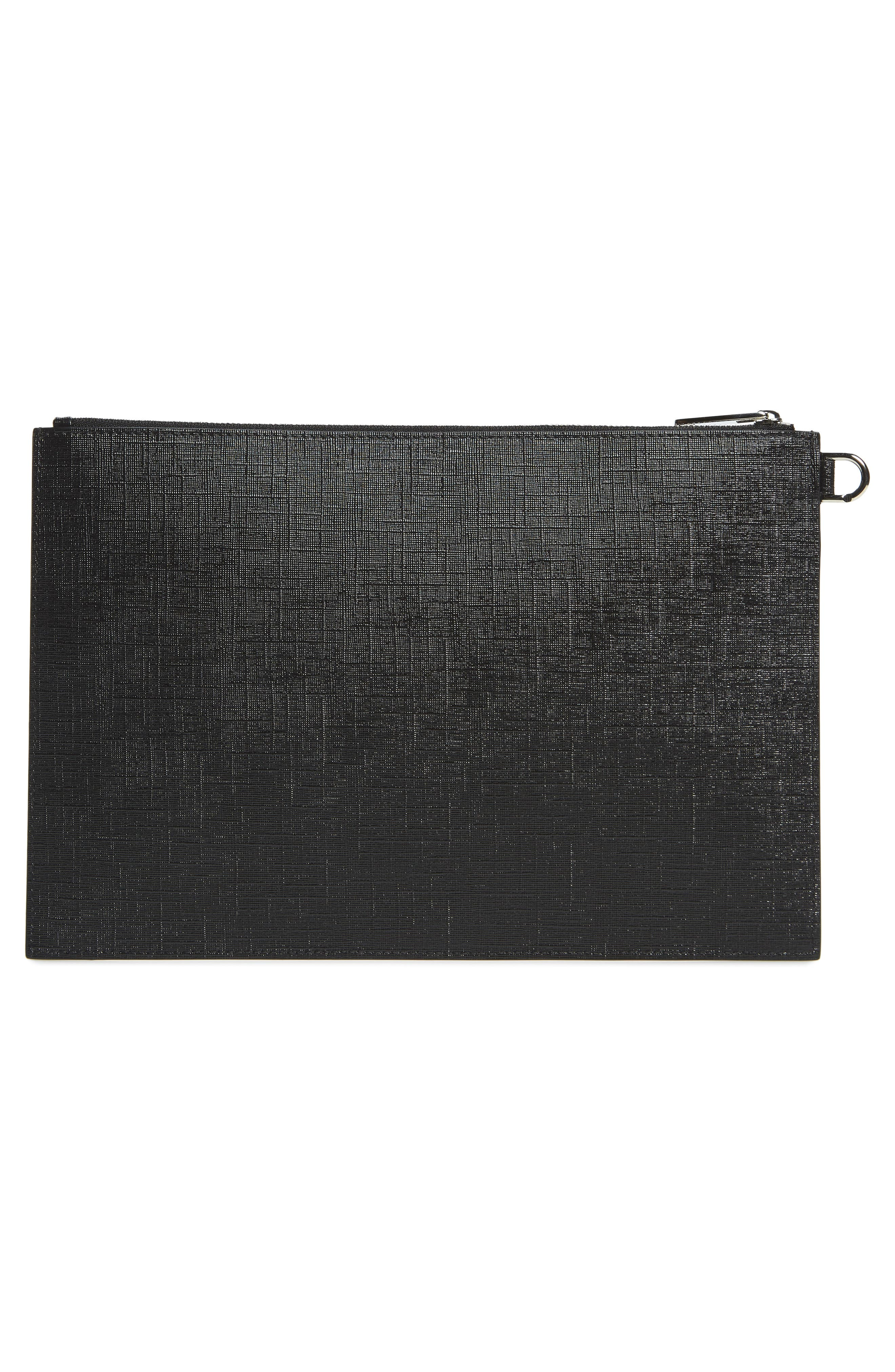 Givenchy Clutch Medium Icarus Faux Leather Pouch