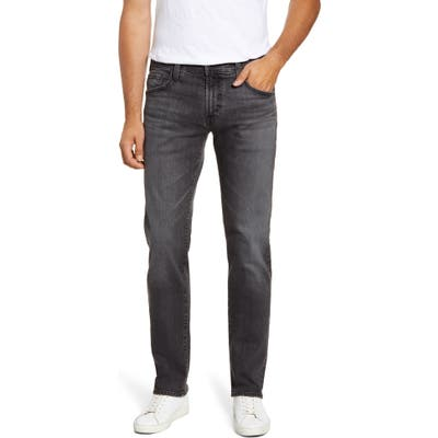 Ag Tellis Slim Fit Jeans, Grey