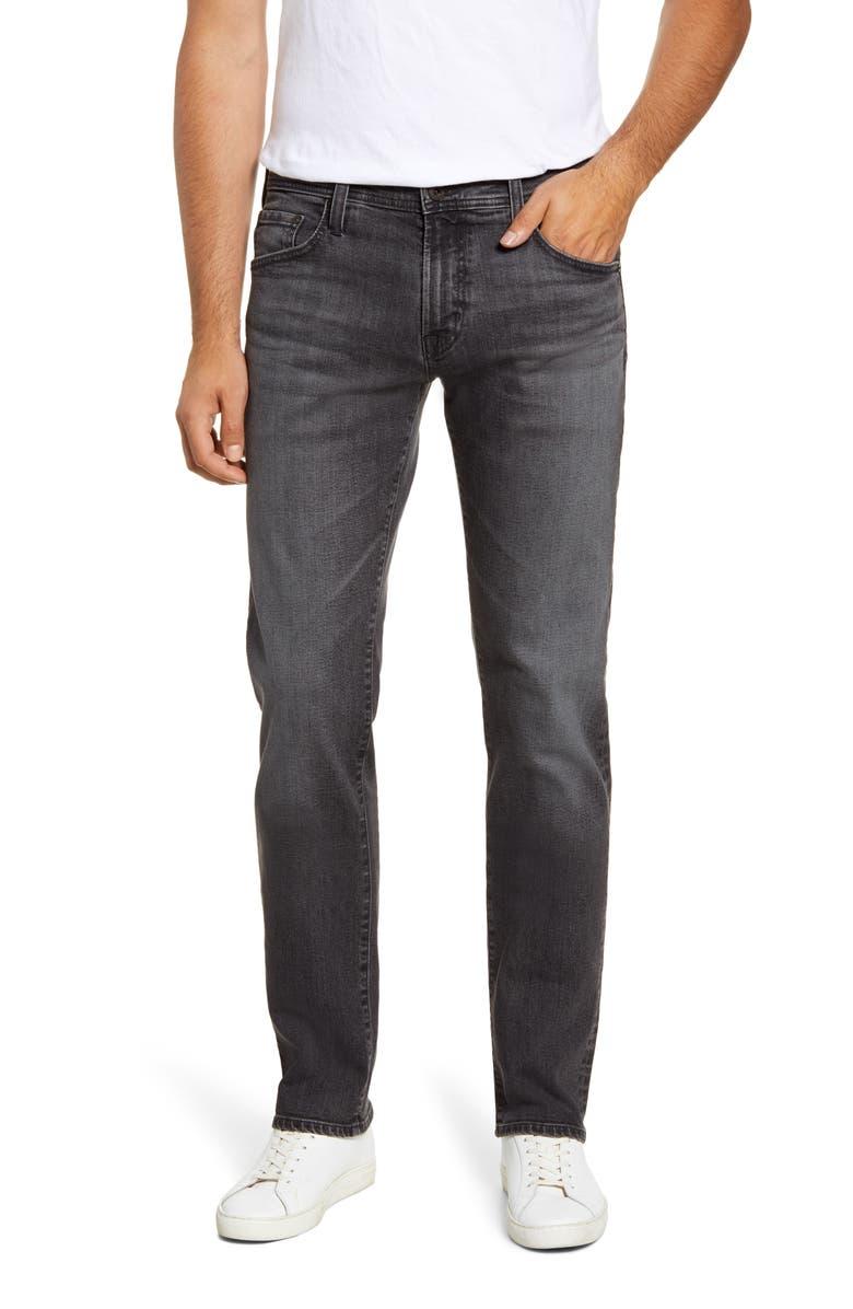 AG Tellis Slim Fit Jeans, Main, color, EDGER
