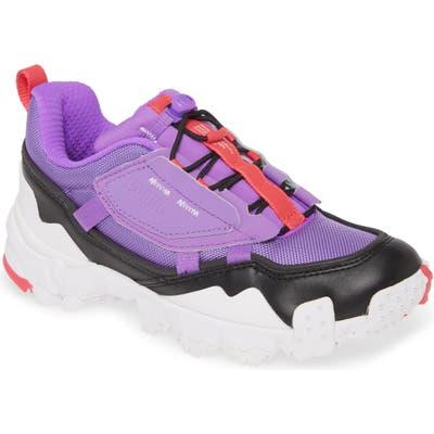 Puma Trailfox Overland Hiking Sneaker- Purple