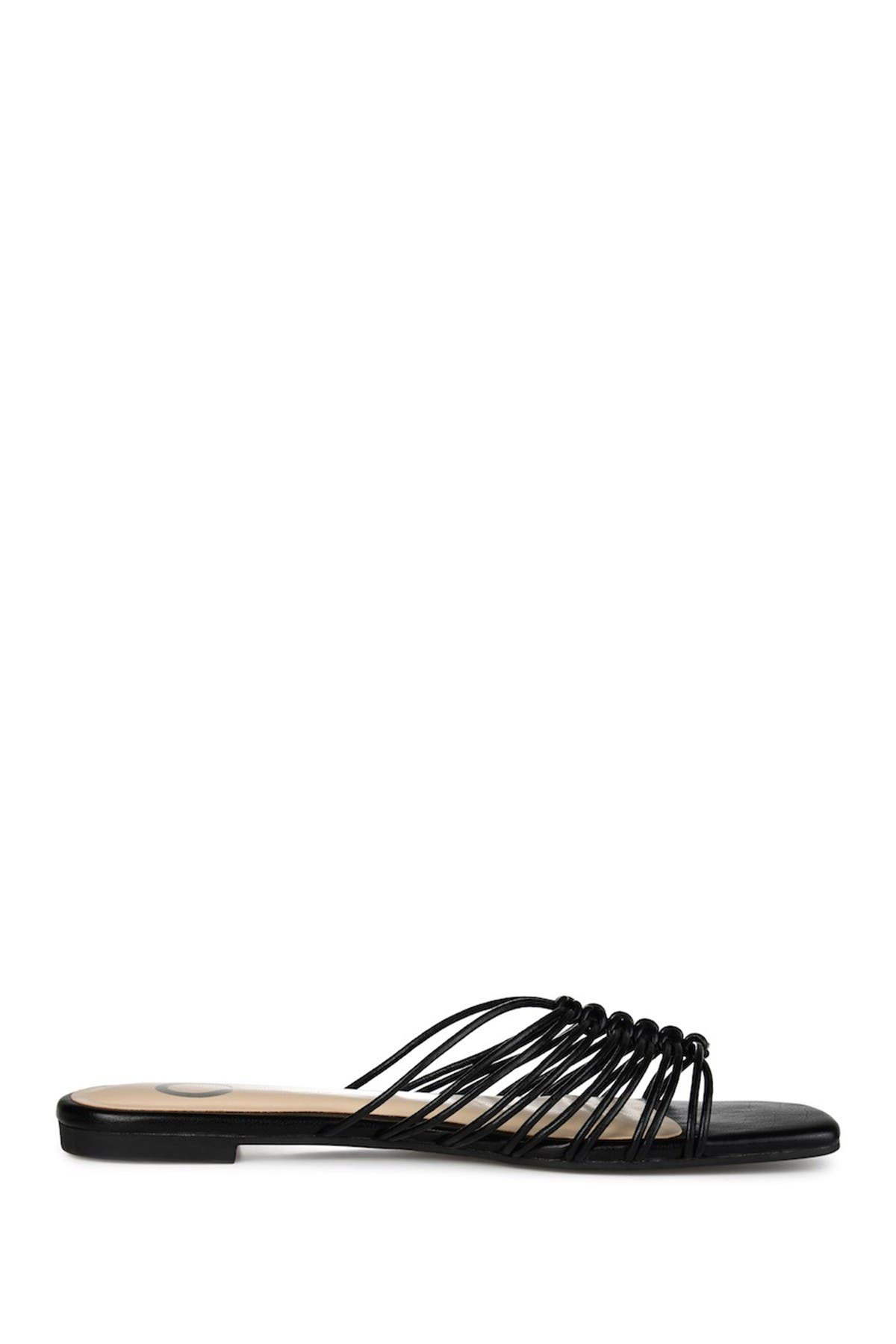 Image of JOURNEE Collection Adorra Slide Sandal