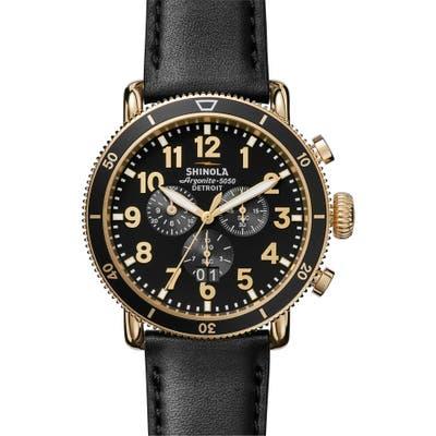 Shinola The Runwell Sport Chronograph Watch, 4m