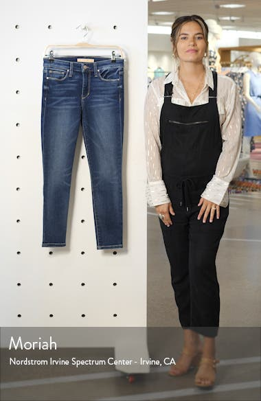Icon Crop Skinny Jeans, sales video thumbnail