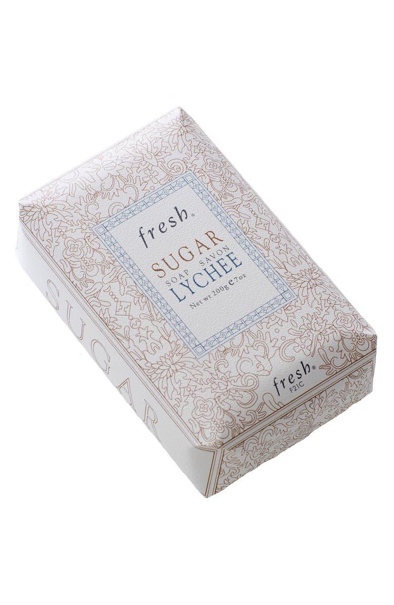 FRESH<SUP>®</SUP> Sugar Lychee Soap, Main, color, NO COLOR