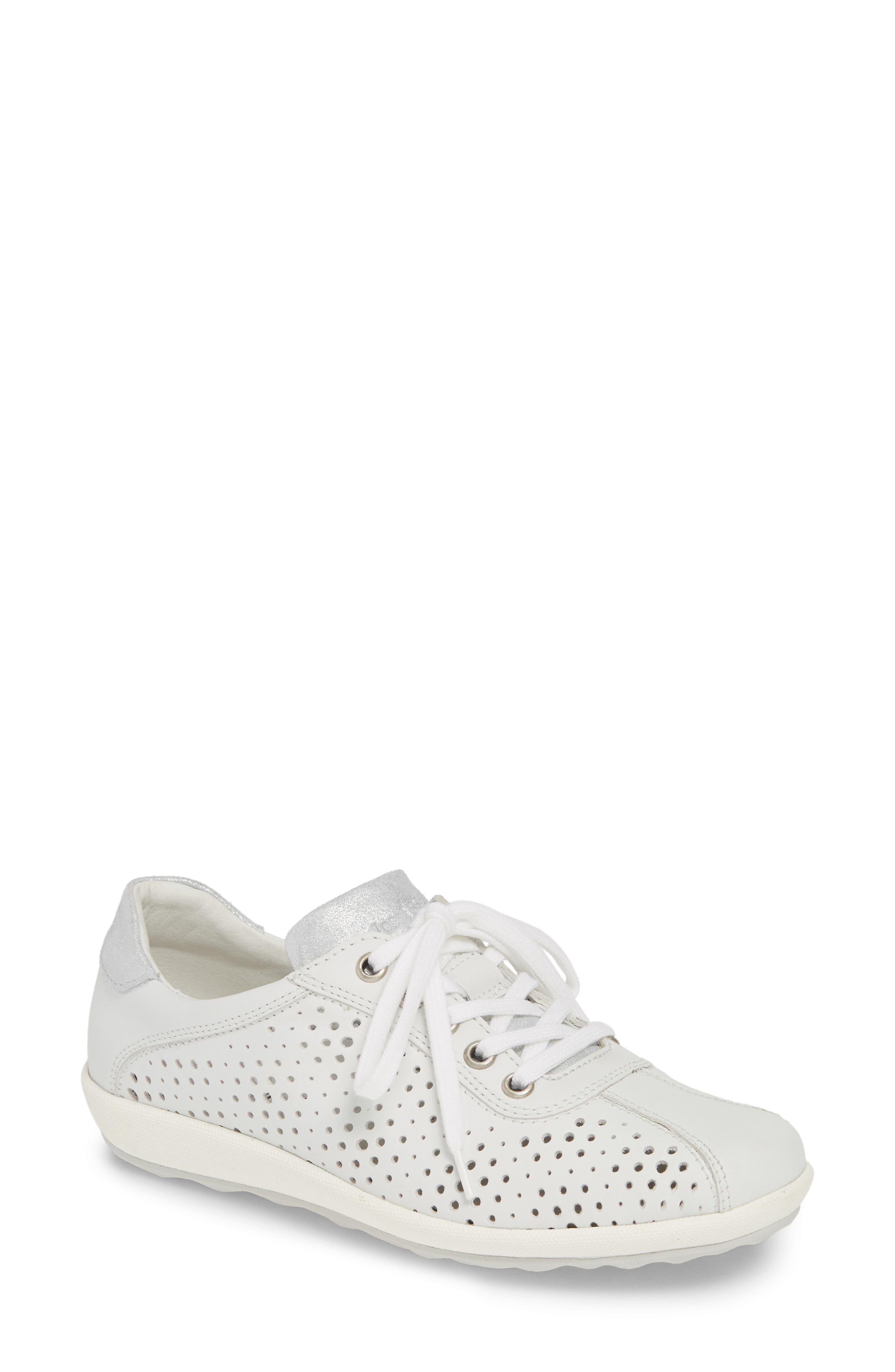 Josef Seibel Viola 09 Sneaker, White