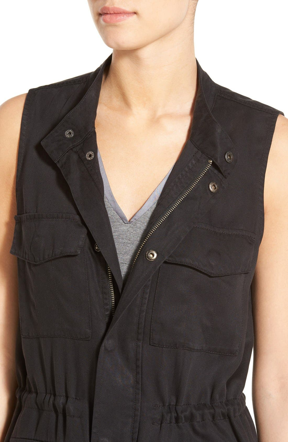 ,                             Military Vest,                             Alternate thumbnail 3, color,                             001