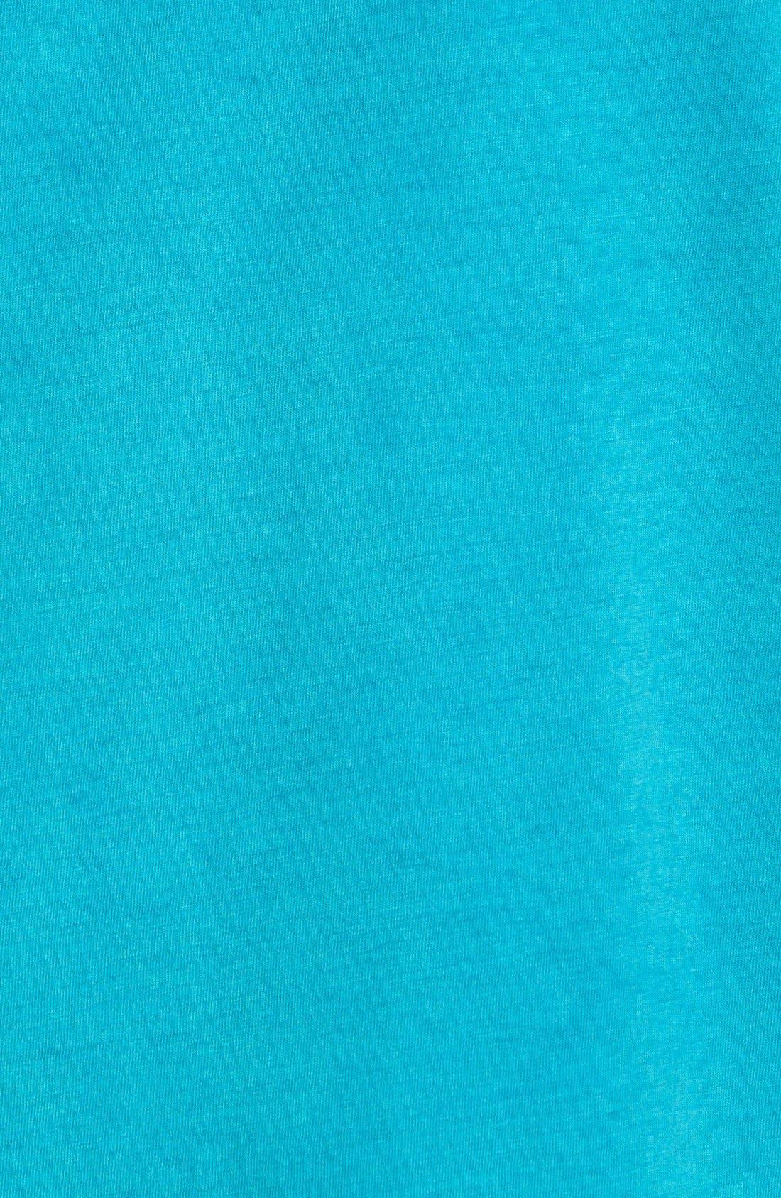 ,                             U-Neck T-Shirt,                             Alternate thumbnail 2, color,                             430