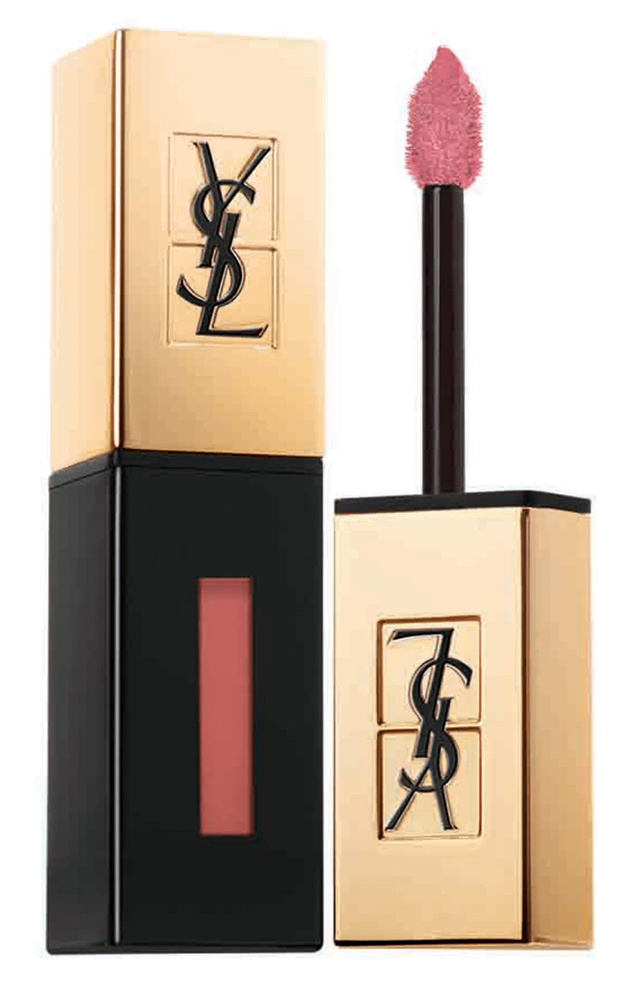 Yves Saint Laurent Glossy Stain Lip Color -