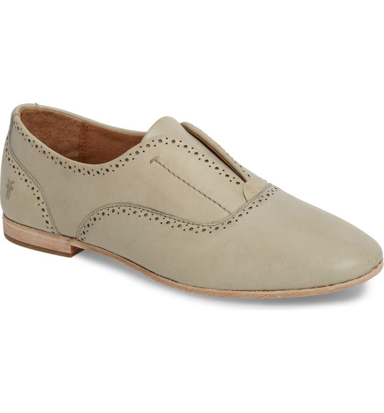 FRYE Terri Laceless Oxford, Main, color, 030