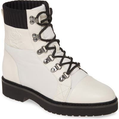 Taryn Rose Victory Boot, Ivory