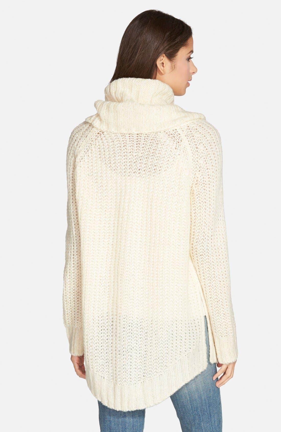 ,                             Cowl Neck Sweater,                             Alternate thumbnail 42, color,                             900