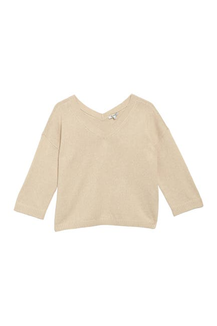 Image of Madewell Double-V Pullover