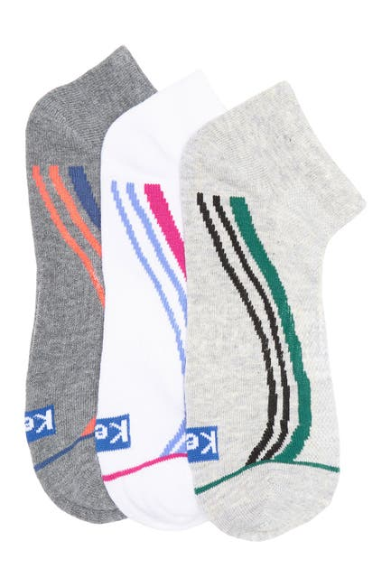 Image of Keds Ankle Socks - Pack of 3