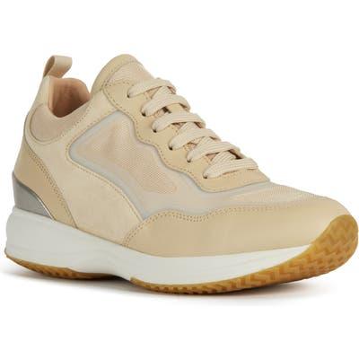 Geox Happy Sneaker, Beige