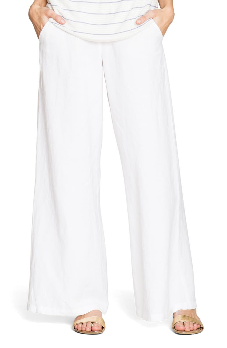 NIC+ZOE Refreshed Wide Leg Pants, Main, color, 123