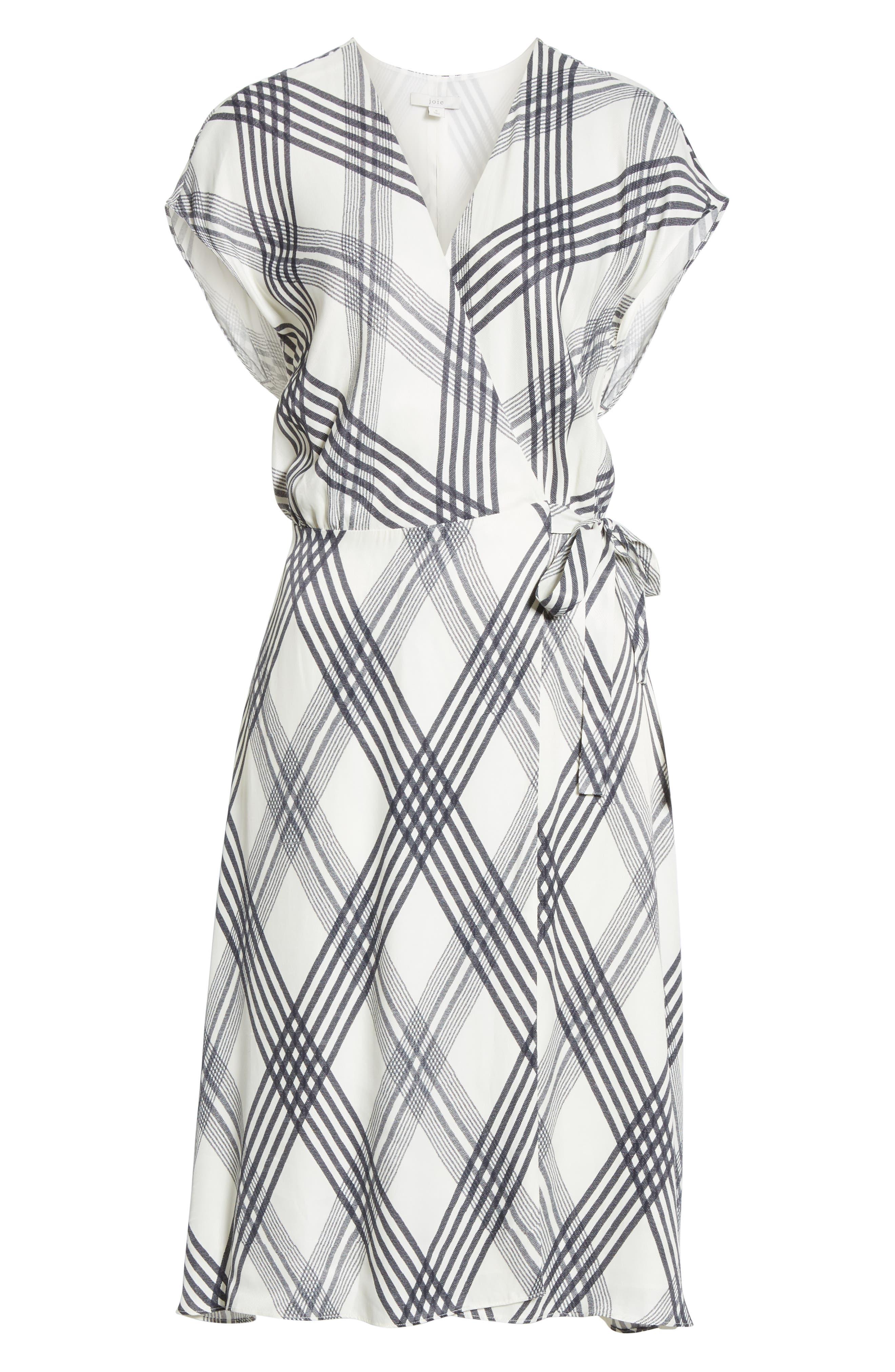 ,                             Bethwyn B Wrap Dress,                             Alternate thumbnail 7, color,                             900