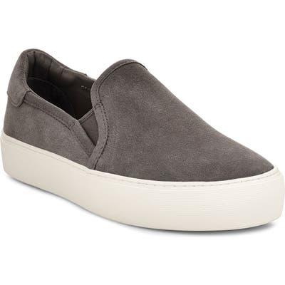 UGG Jass Slip-On Sneaker- Grey