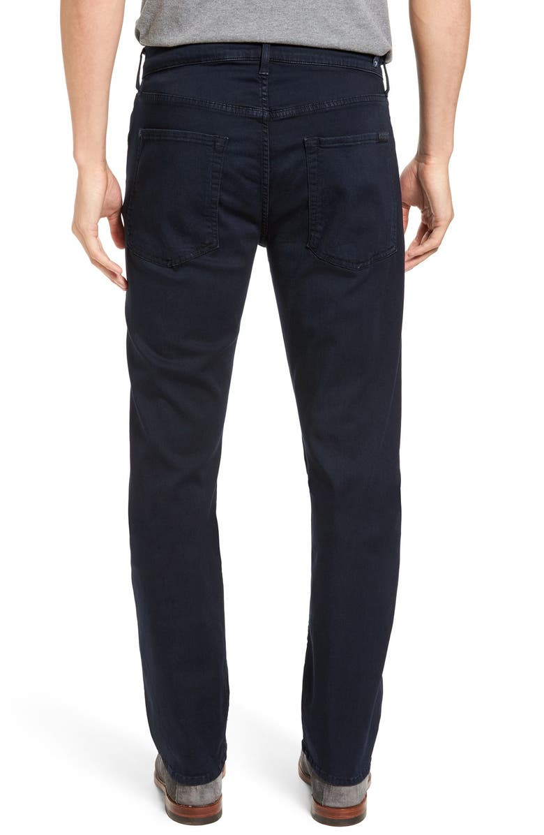 7 FOR ALL MANKIND<SUP>®</SUP> Slimmy Luxe Performance Slim Fit Jeans, Main, color, VIRTUE