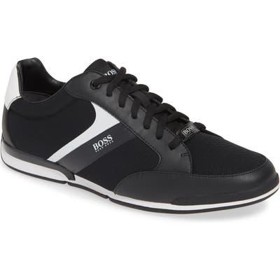 Boss Saturn Sneaker, Black