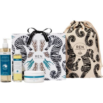 Ren Clean Skincare Atlantic Kelp Body Set