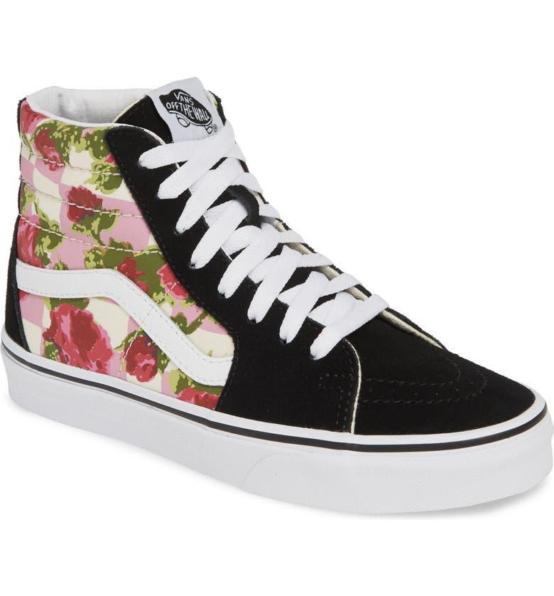 vans flower