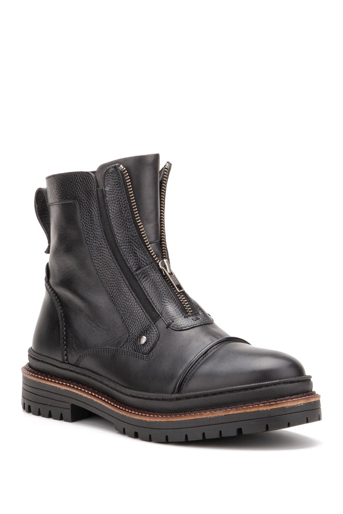 Image of Vintage Foundry Leather Zip Boot