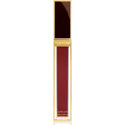 Tom Ford Gloss Luxe Moisturizing Lipgloss - 18 Saboteur