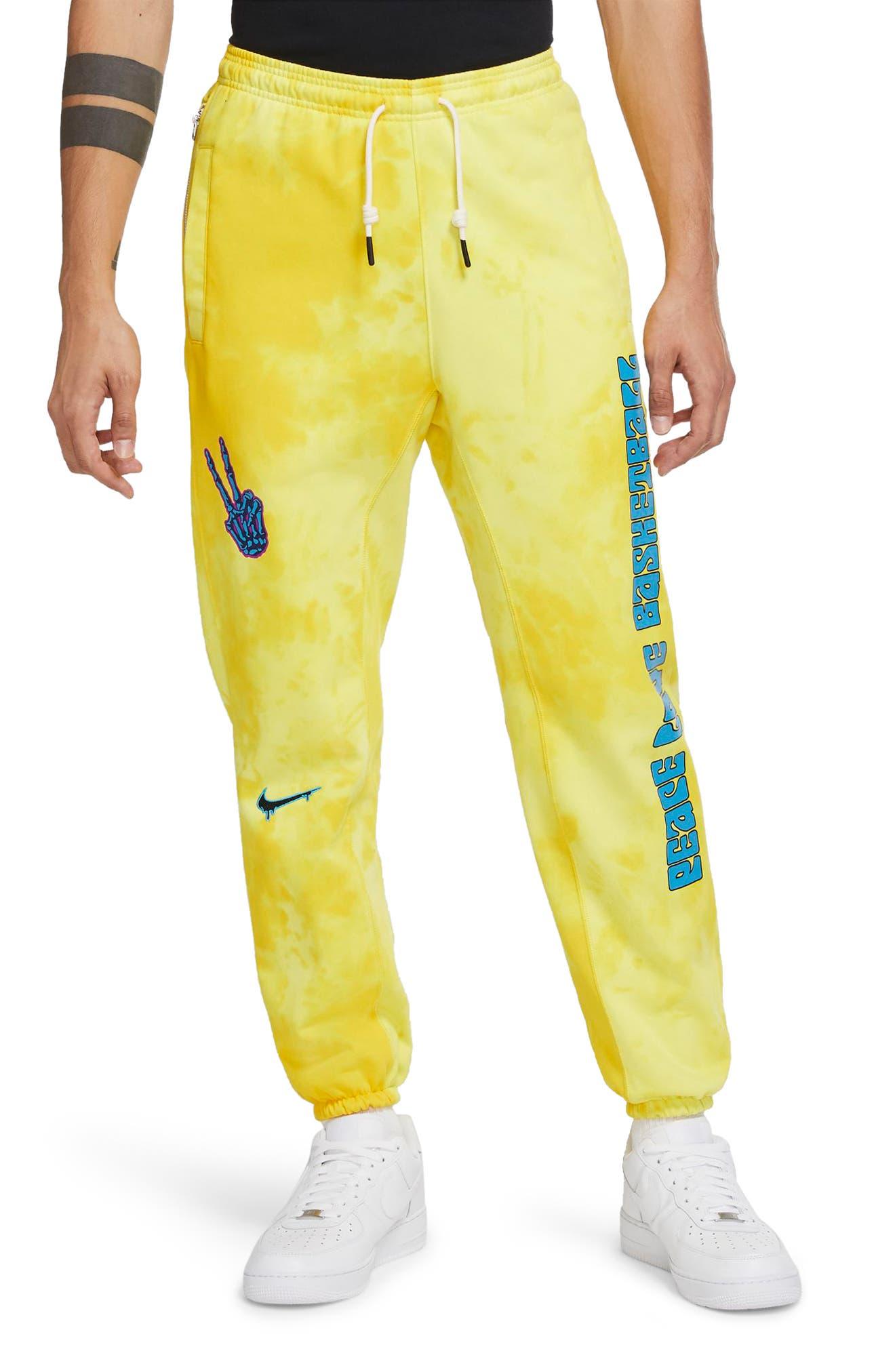 Men's Nike Hardwood Basketball Sweatpants