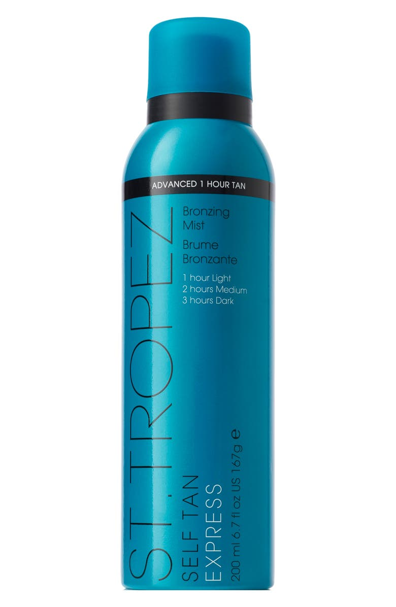 ST. TROPEZ Self Tan Express Bronzing Mist, Main, color, NO COLOR