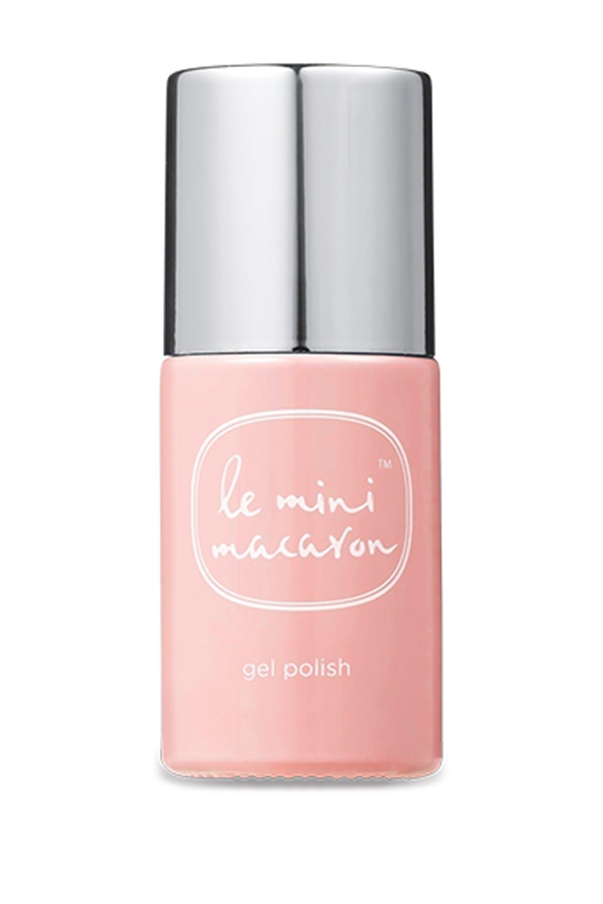 Image of LE MINI MACARON Gel Nail Polish - Rose Creme