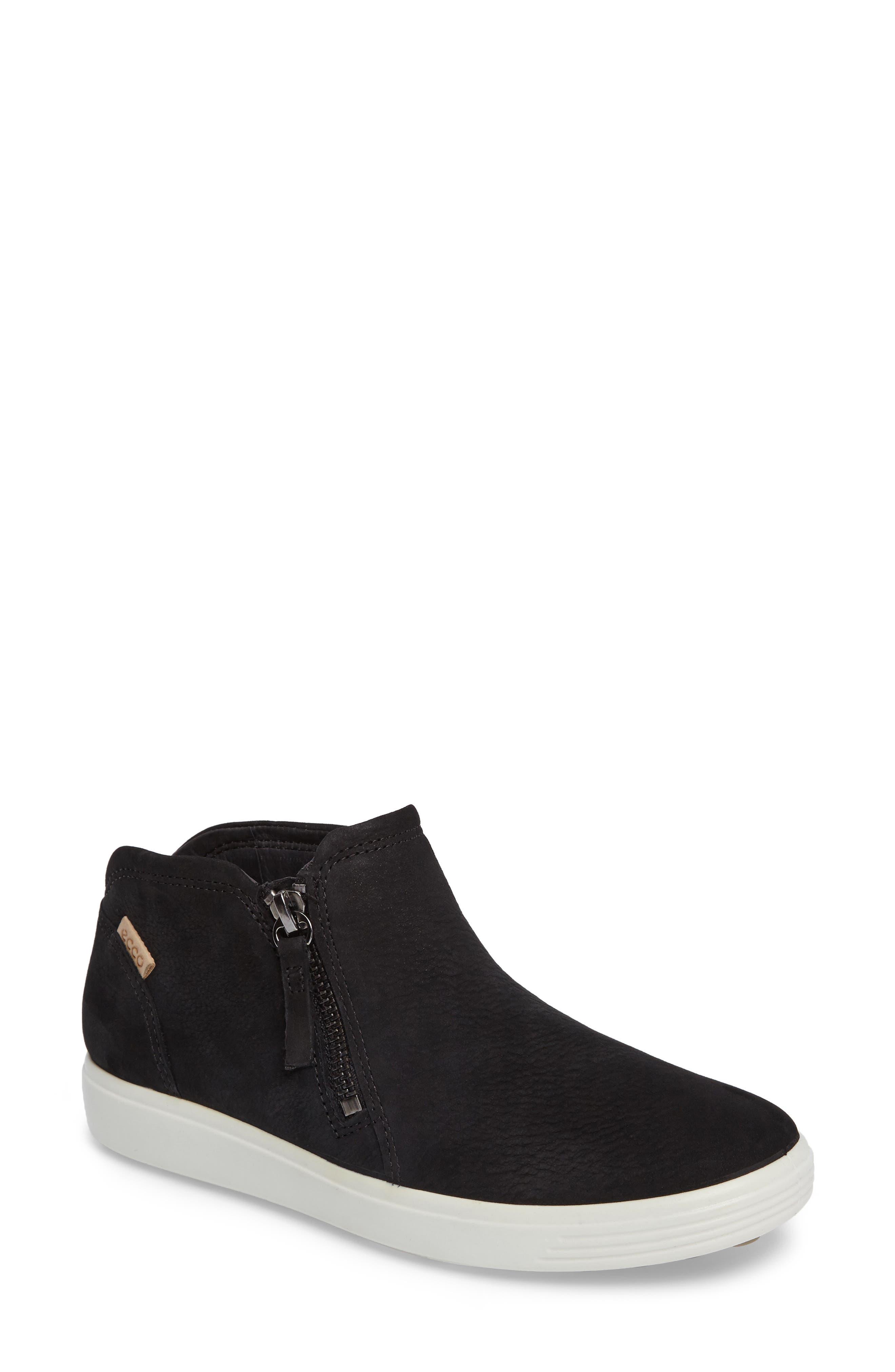 Women's Ecco Soft 7 Mid Top Sneaker
