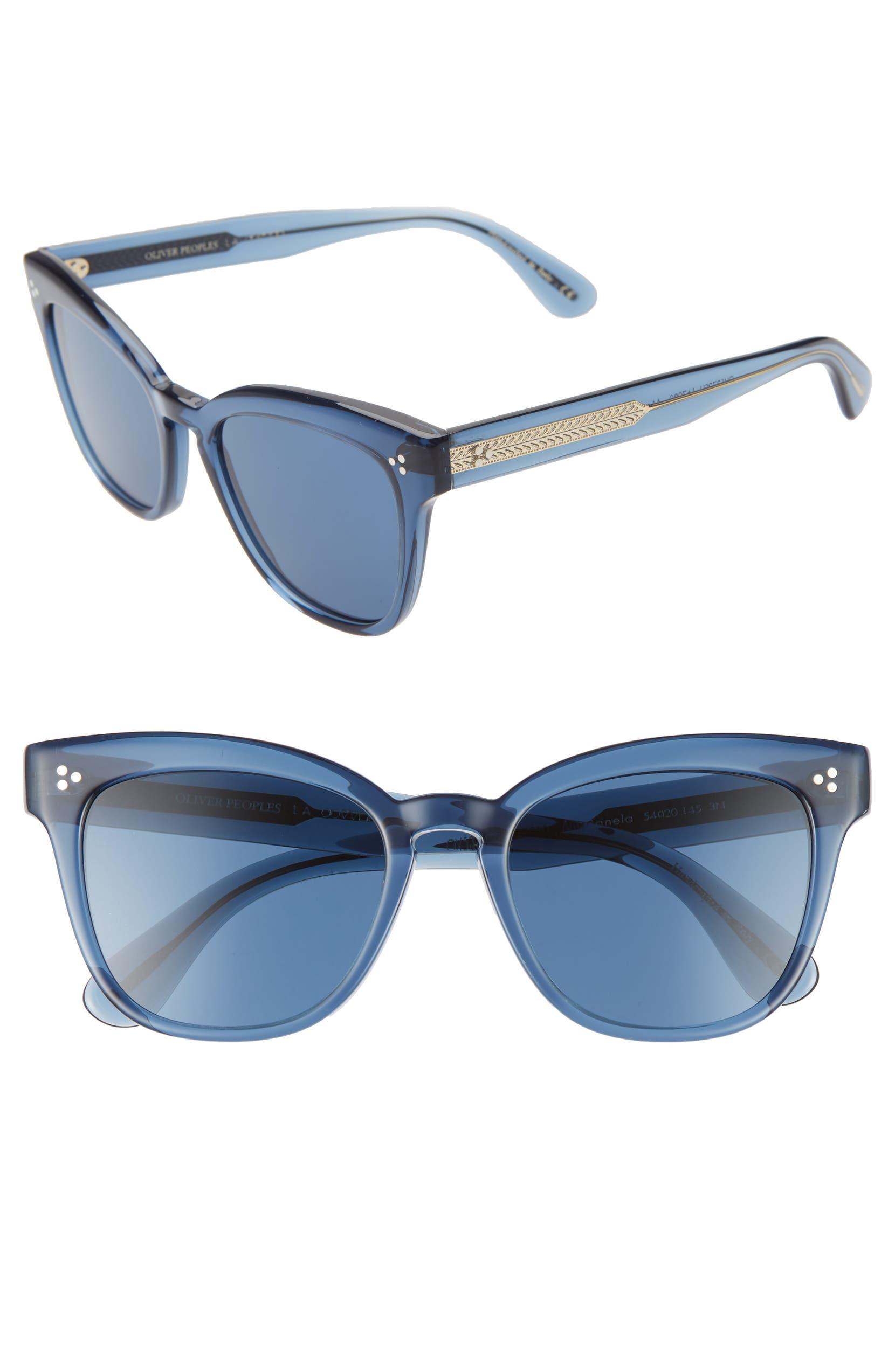 95e0387fed Oliver Peoples Marianela 54mm Cat Eye Sunglasses
