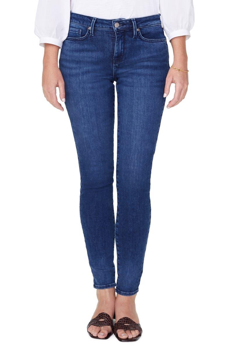 NYDJ Ami Super Skinny Jeans, Main, color, 400