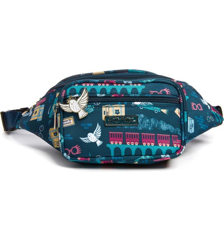 JU-JU-BE x Harry Potter Hippie Diaper Belt Bag, Main, color, 412
