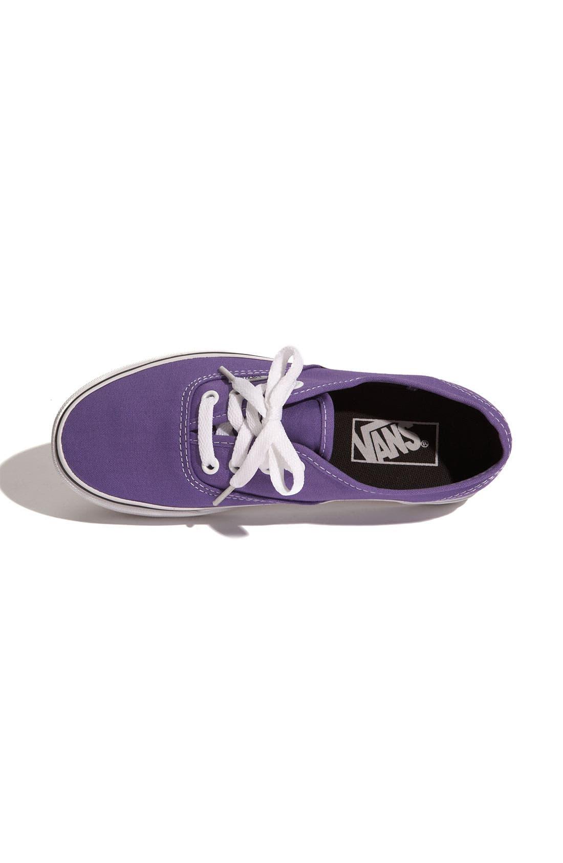 ,                             'Authentic' Sneaker,                             Alternate thumbnail 673, color,                             520
