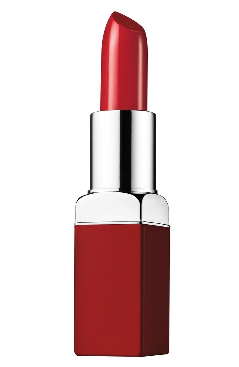 CLINIQUE Pop Lip Color & Primer, Main, color, PASSION POP