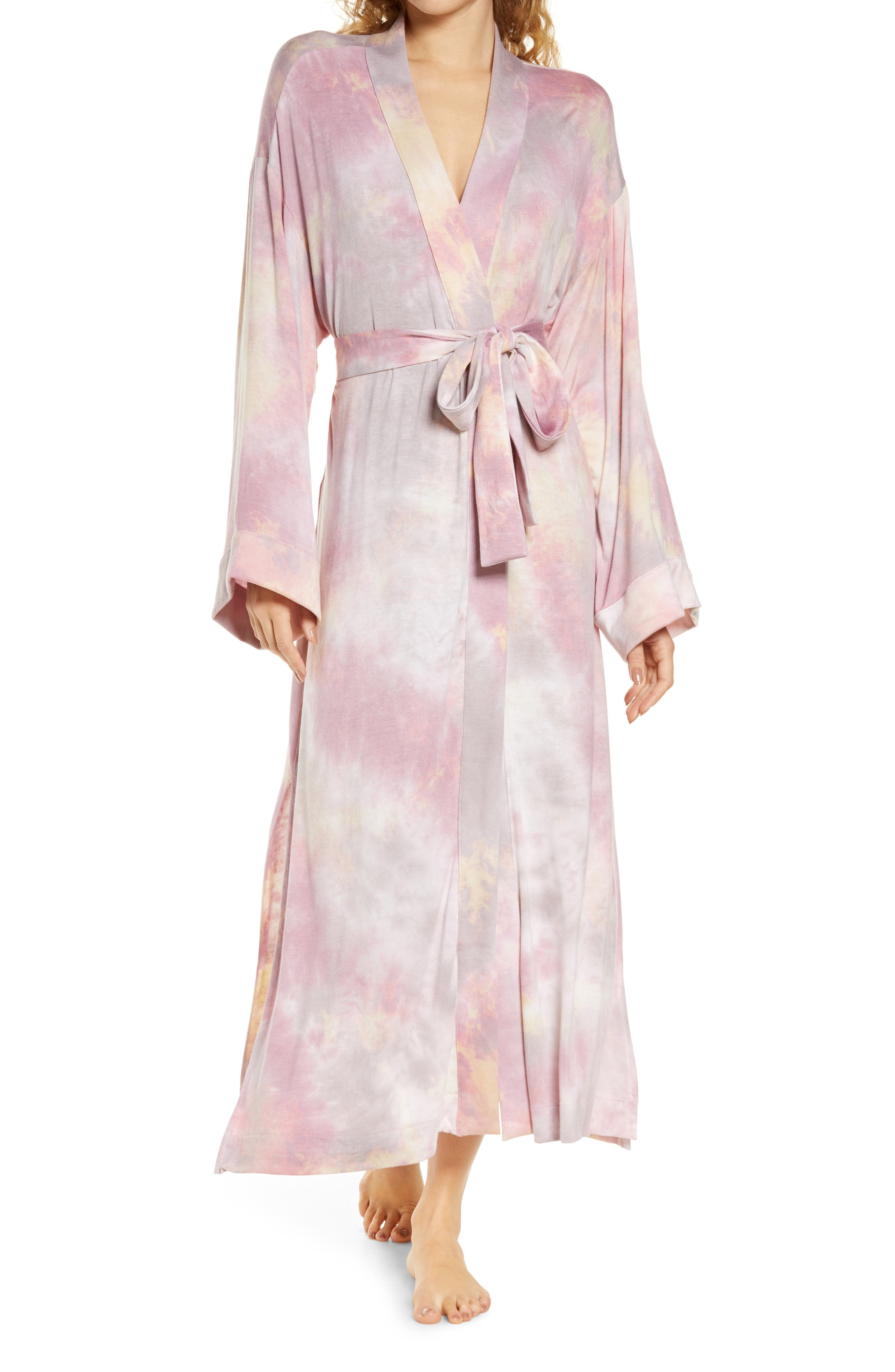 Women's Masongrey Kimmy Robe