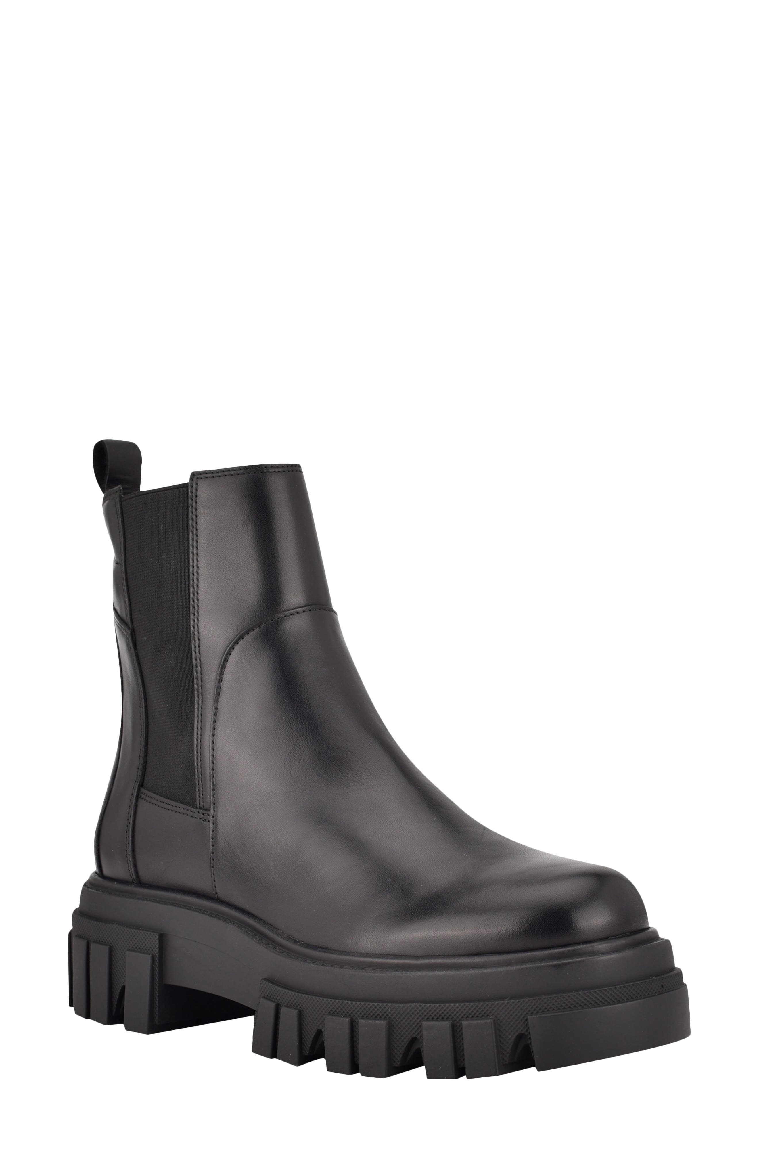 Meron Platform Chelsea Boot