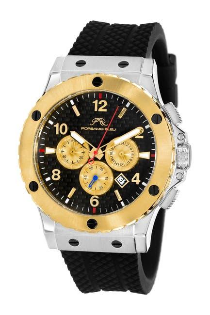 Image of Porsamo Bleu Men's Marcus Watch, 44mm