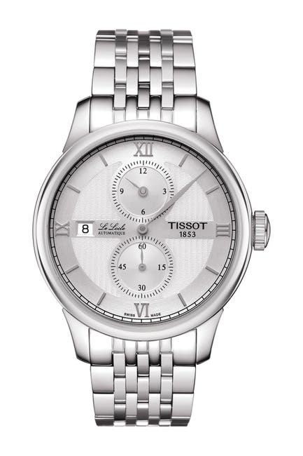 Image of Tissot Men's Le Locle Swiss Automatic Watch, 39mm