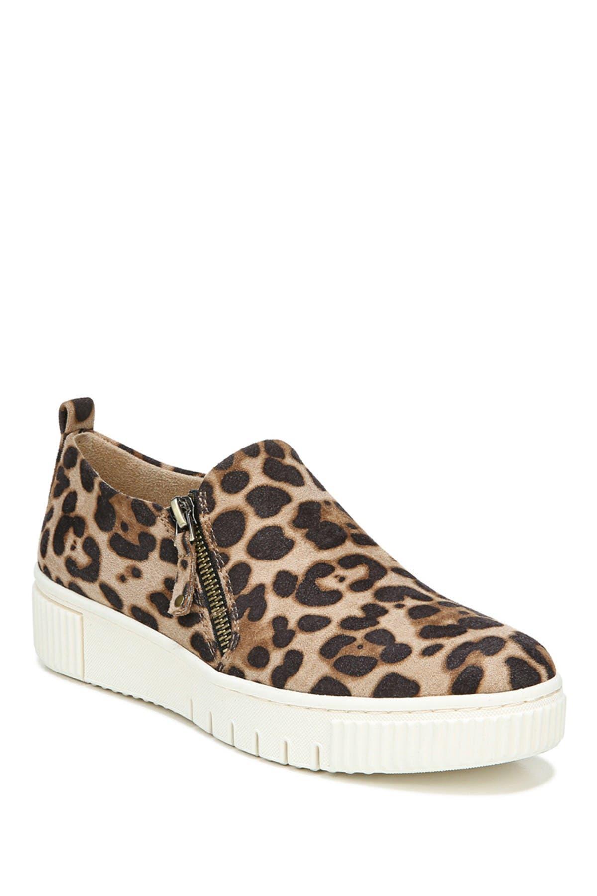 Image of SOUL Naturalizer Turner Cheetah Sneaker