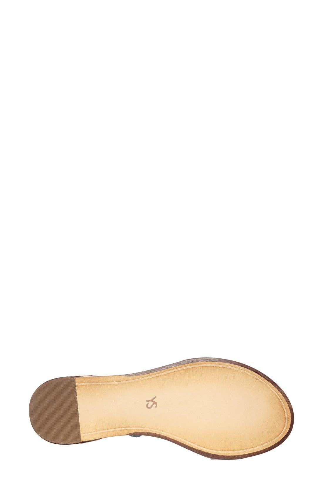 ,                             'Cambelle' Ankle Strap Sandal,                             Alternate thumbnail 20, color,                             103