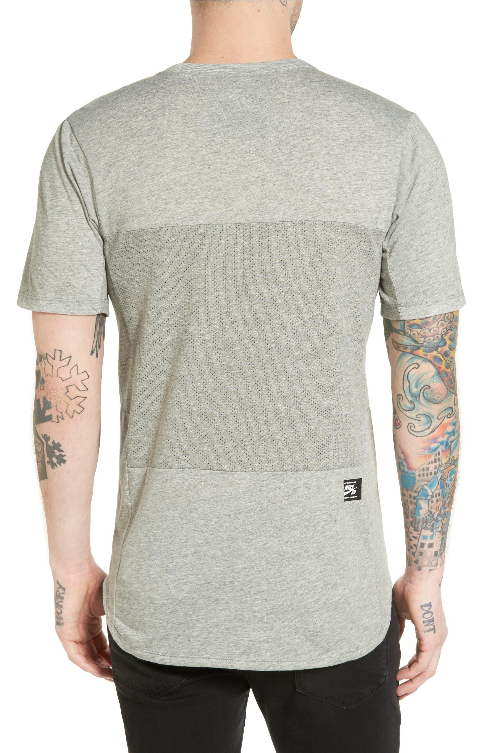 30e216766 Nike SB Skyline Cool T-Shirt | Nordstrom